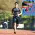 Camarógrafo 'gana' carrera de atletismo a los corredores que grababa