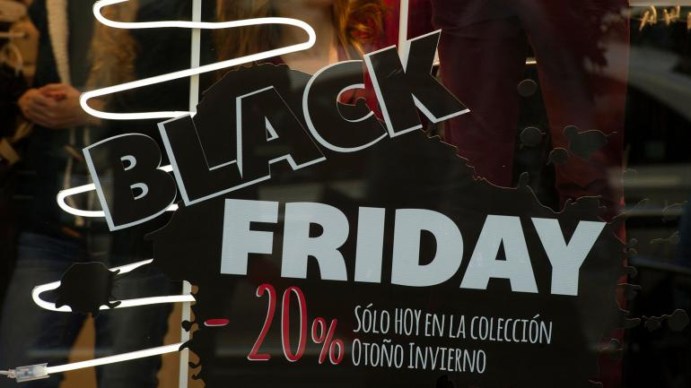 Promociones de 'Black Friday'