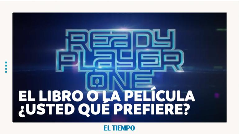 Ready Player One: El libro o la película
