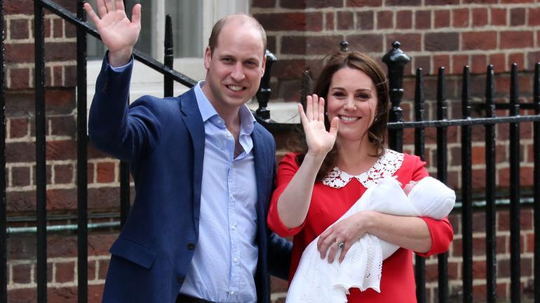 Kate Middleton y William Príncipe