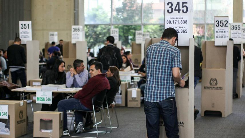 Resultado de imagen de Colombia  VOTApara primarias