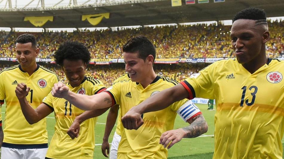 Hora Y Fecha De Los Partidos De La Seleccion Colombia En El Mundial Rusia  Futbol Internacional Deportes Eltiempo Com