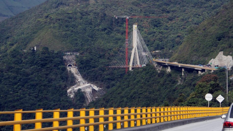 Causas de la caída del puente de Chirajara - Sectores - Economía ...