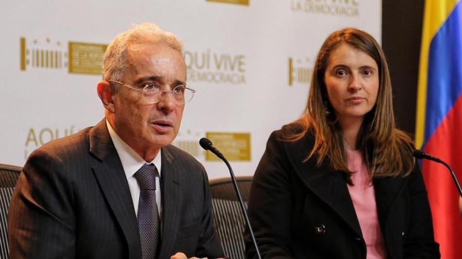 Las cinco frases de Paloma Valencia sobre el expresidente Uribe - Congreso  - Política - ELTIEMPO.COM