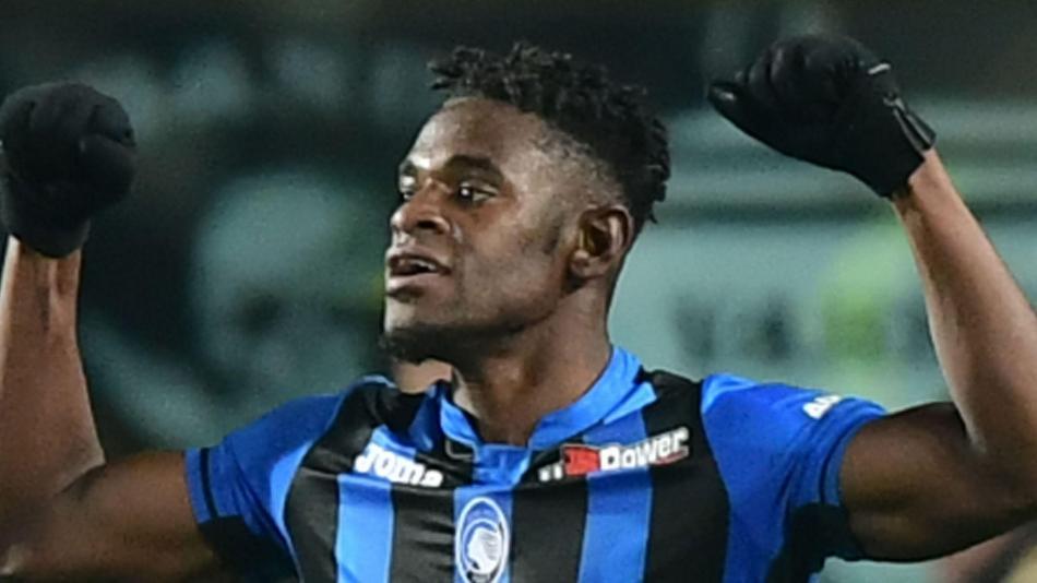 Zapata De La Le Duván Hizo A Copa Juventus Eliminó Y Dos Lo Goles YHW2IE9D