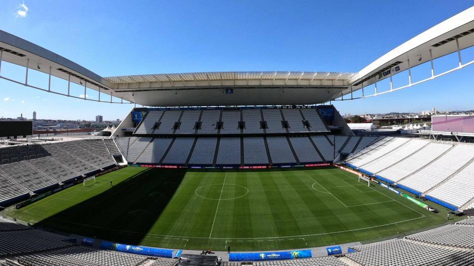 El Arena Corinthians, un estadio de cinco estrellas en Sao Paulo - Copa  América 2019 - Deportes - ELTIEMPO.COM