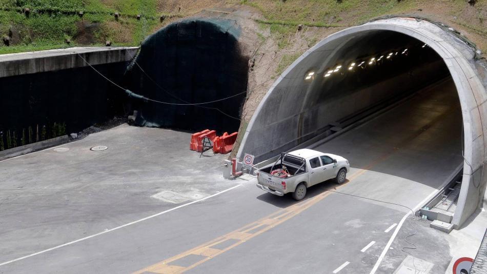 Túnel de Oriente, Antioquia
