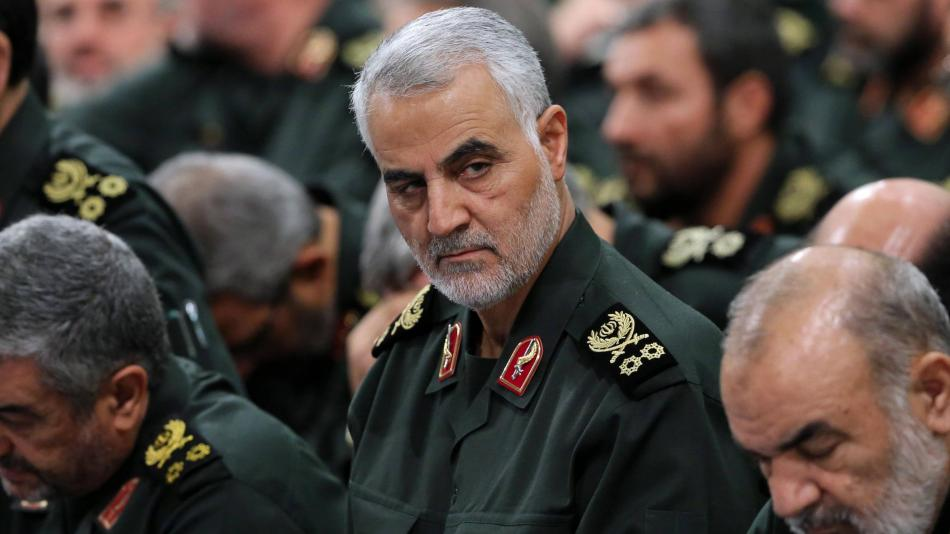 Resultado de imagen para general irani muerto