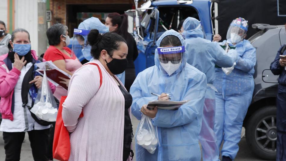 Noticias Coronavirus Colombia | Casos y muertes de hoy en ciudades del país  - Salud - ELTIEMPO.COM