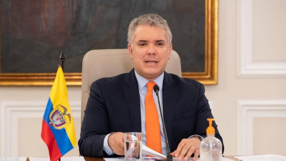 El presidente Duque hace un balance de las medidas por la pandemia -  Política - ELTIEMPO.COM