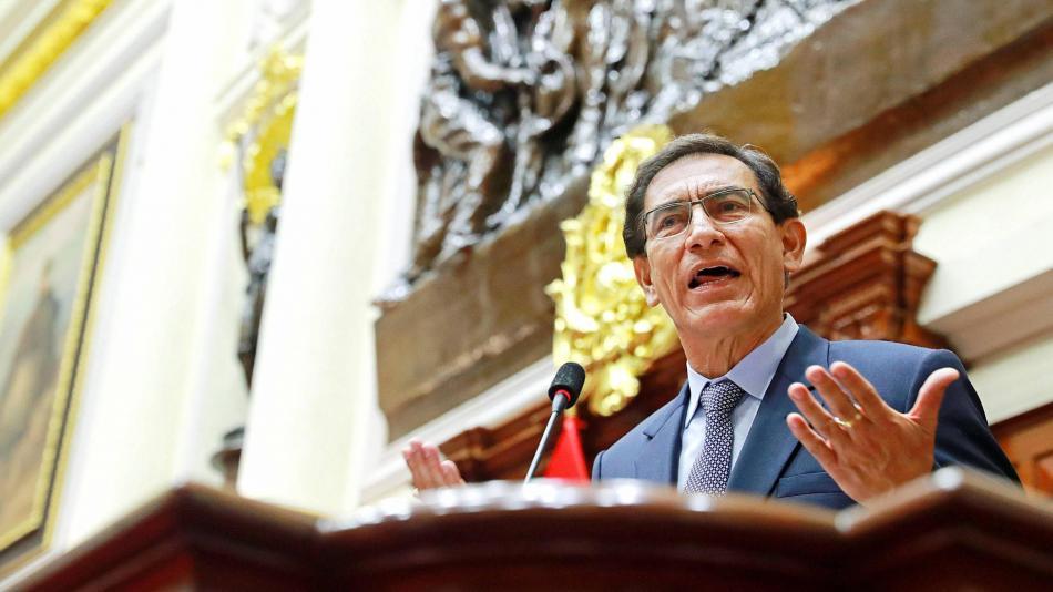 En vivo: El Congreso de Perú aprueba destitución del presidente Vizcarra -  Latinoamérica - Internacional - ELTIEMPO.COM