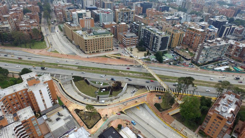 Deprimido de la 94 ya es una realidad para Bogotá