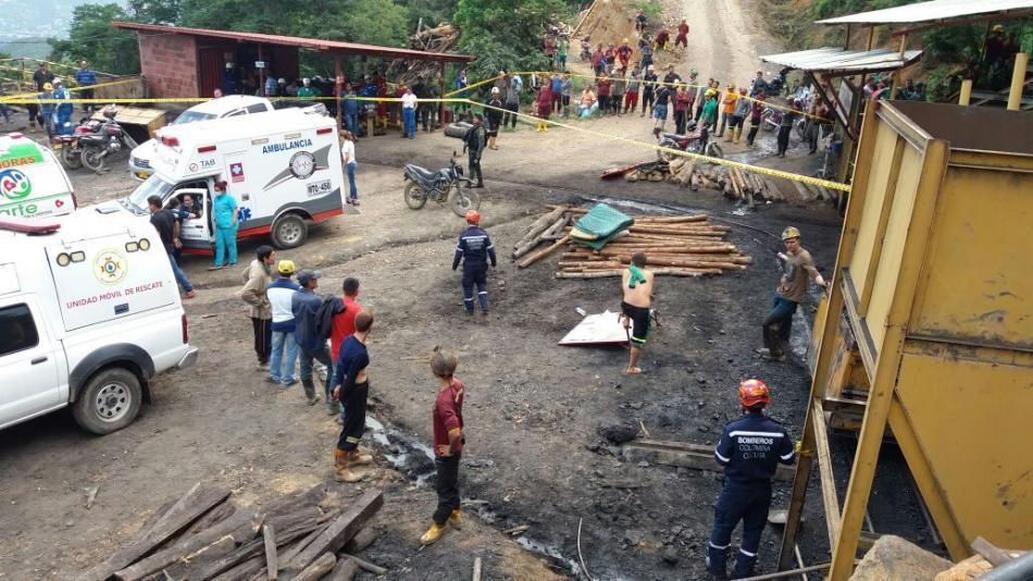 Accidente en mina de carbón en zona rural de Cúcuta dejó cuatro personas  heridas - Otras Ciudades - Colombia - ELTIEMPO.COM