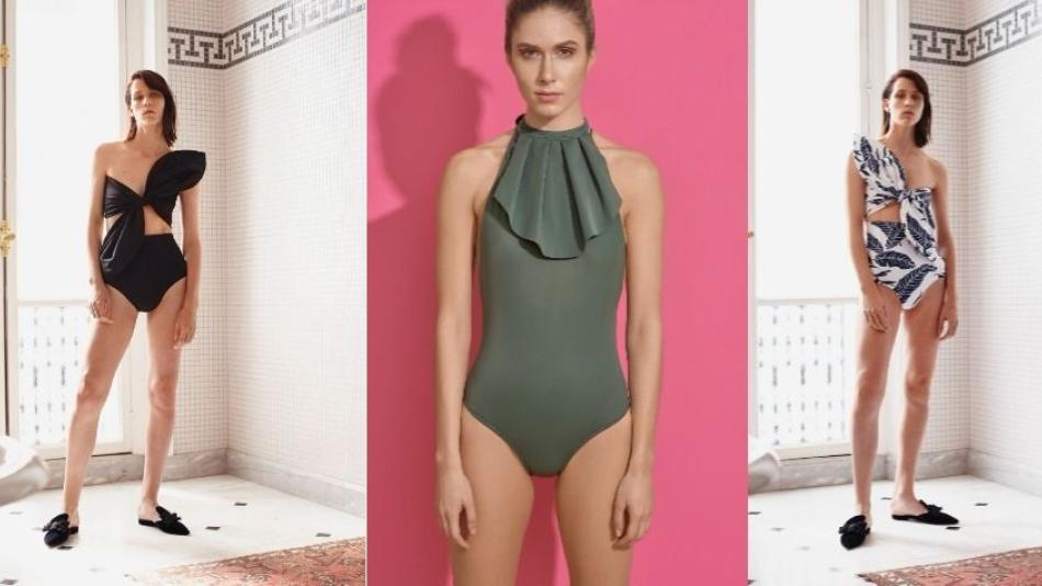 Nuevas tendencias de vestidos de baño enterizos - Gente - Cultura ...
