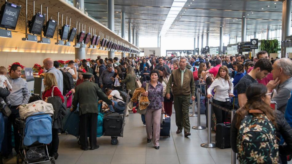 Plan de aeropuerto El Dorado 24 horas tiene molestos a los vecinos - El Tiempo