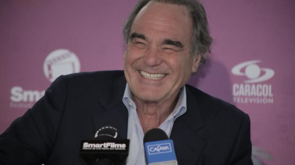 Las polémicas declaraciones de Oliver Stone sobre Colombia