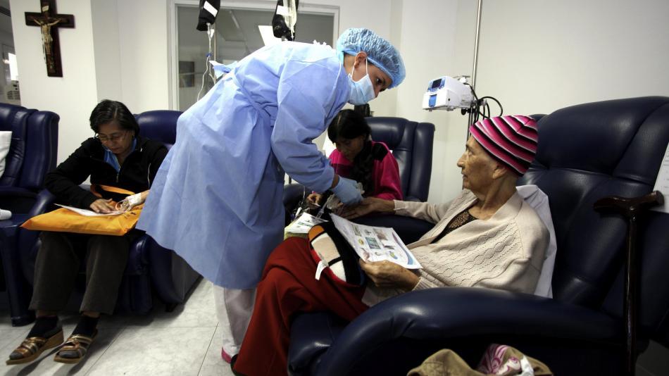 quimioterapia para el cáncer de próstata después de la cirugía