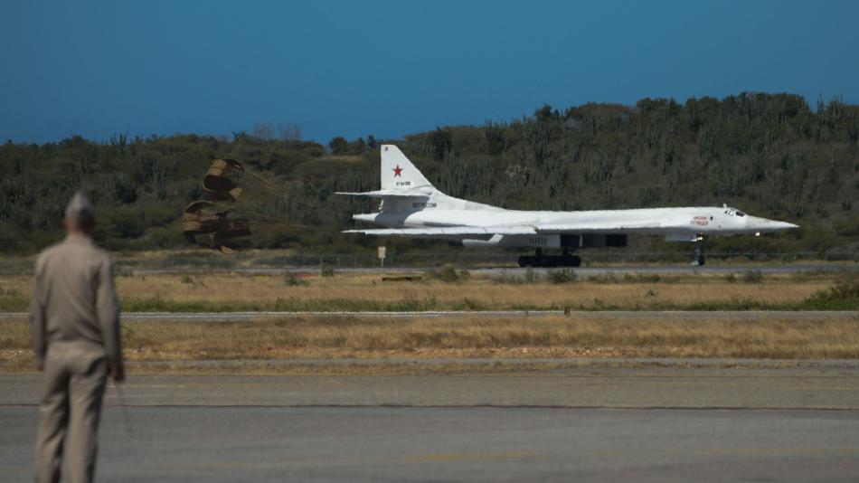 f1a443fbc8b Aviones de guerra de Rusia en Venezuela - Venezuela - Internacional -  ELTIEMPO.COM