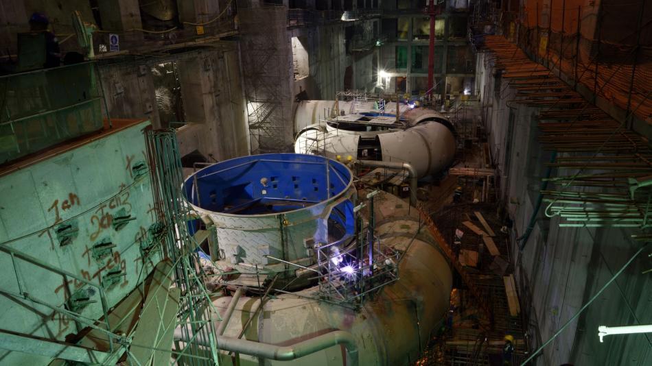 Los escenarios en Hidroituango tras hallarse hueco en casa de máquinas