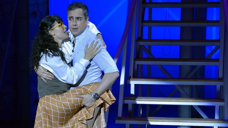 El elenco original de 'Betty la fea' se reúne para nueva versión en teatro  | EL TIEMPO