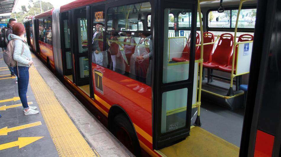 Cambios en rutas de TransMilenio en Bogotá - Bogotá - ELTIEMPO.COM