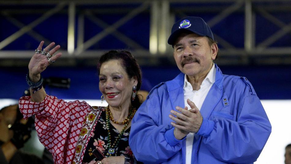 Dónde está Daniel Ortega, el presidente de Nicaragua - Latinoamérica -  Internacional - ELTIEMPO.COM