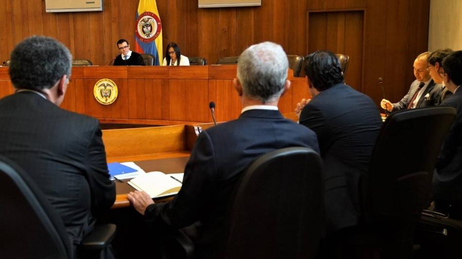 Uribe en indagatoria: EN VIVO hoy 8 de octubre ante la Corte Suprema -  Cortes - Justicia - ELTIEMPO.COM