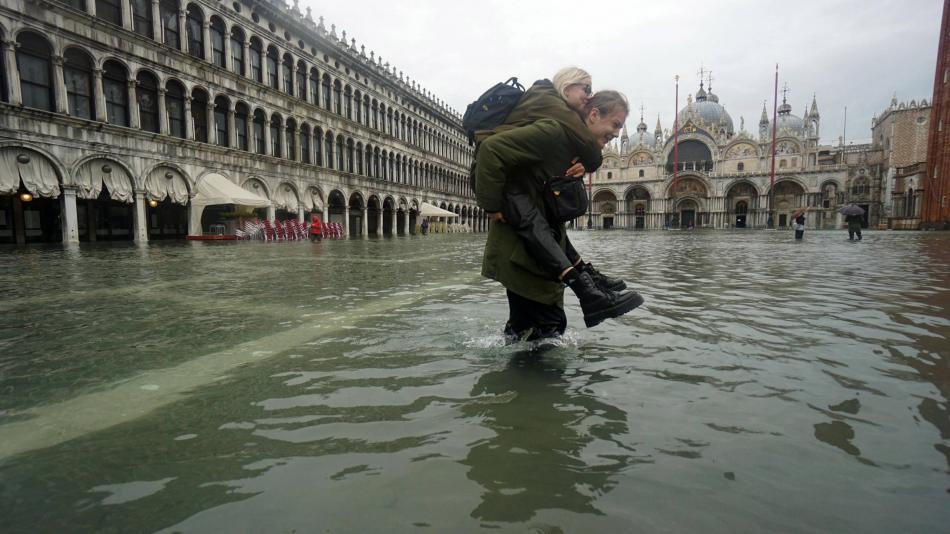 ¿Por qué se está inundando Venecia y cuáles son las causas? - Europa - Internacional - El Tiempo