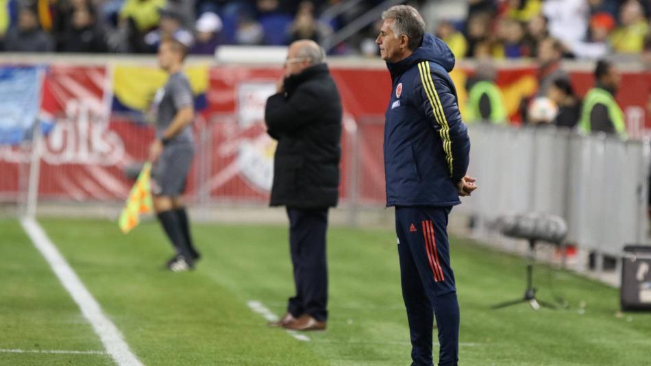 Lista oficial: jugadores que llegan de Europa a la Selección Colombia