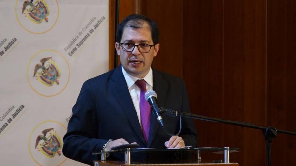 Quién es el nuevo fiscal general de la Nación, Franciso Barbosa ...