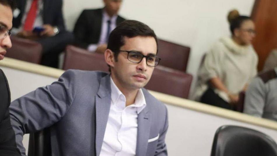 Hijo del general Uscátegui habló del proceso contra su padre - Congreso -  Política - ELTIEMPO.COM