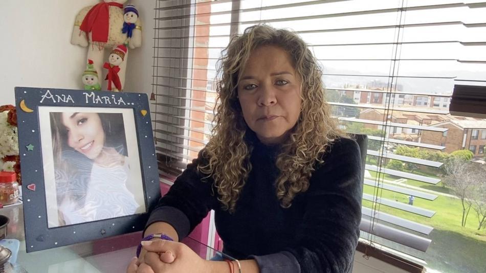 'Me tocó dejar el duelo de lado para investigar quién mató a mi hija'