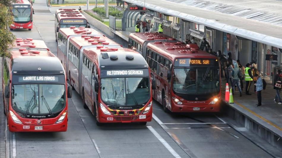 Cuarentena: Cómo será TransMilenio y el transporte en Bogotá el 27 de abril  - Bogotá - ELTIEMPO.COM
