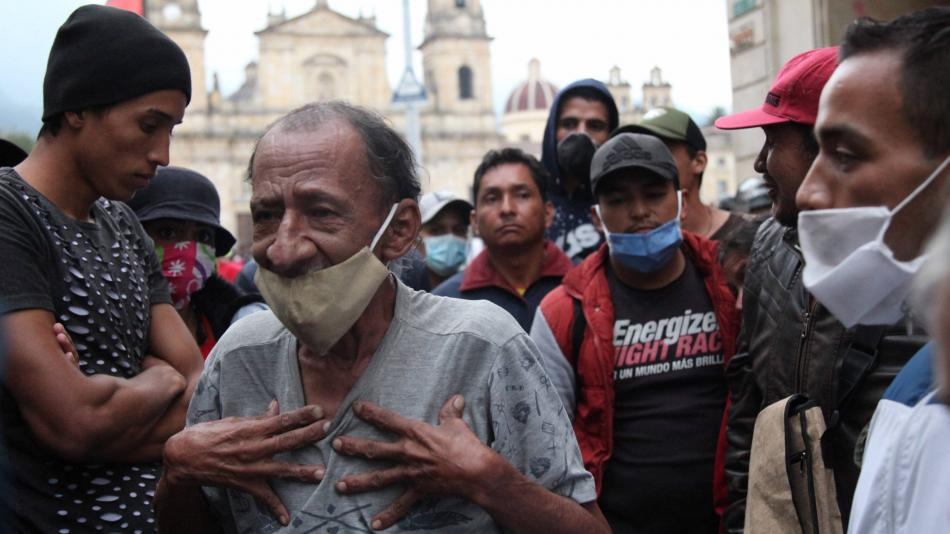Coronavirus: Alcaldía entregará auxilios a 500.000 hogares pobres ...