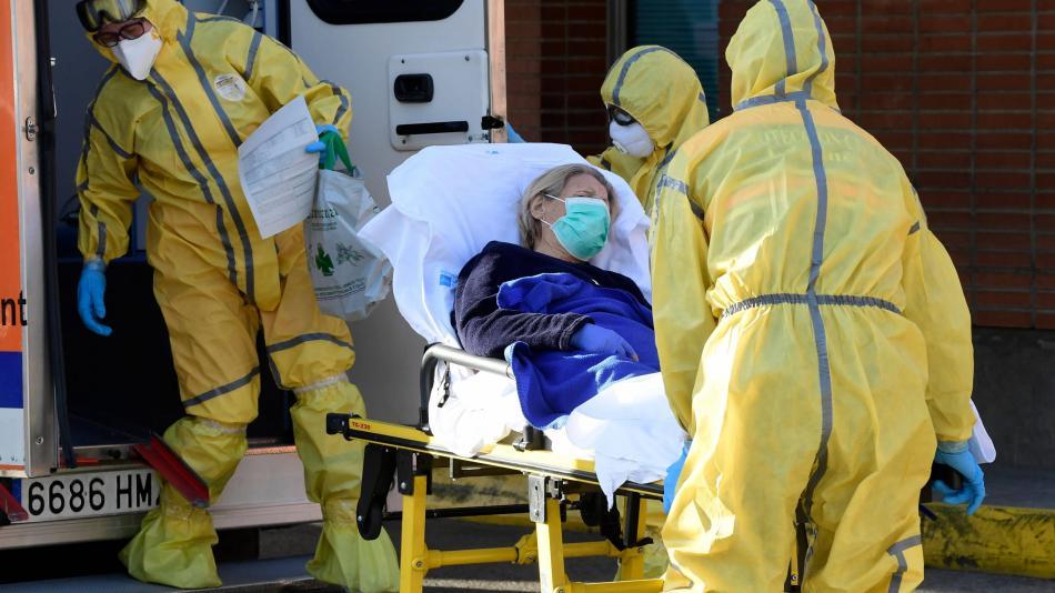 Ya son más de un millón los contagiados en el mundo por coronavirus