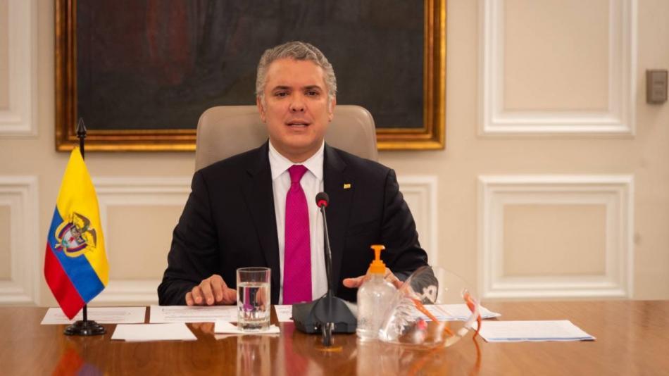 Cuarentena en Colombia: presidente anunció aislamiento obligatorio ...
