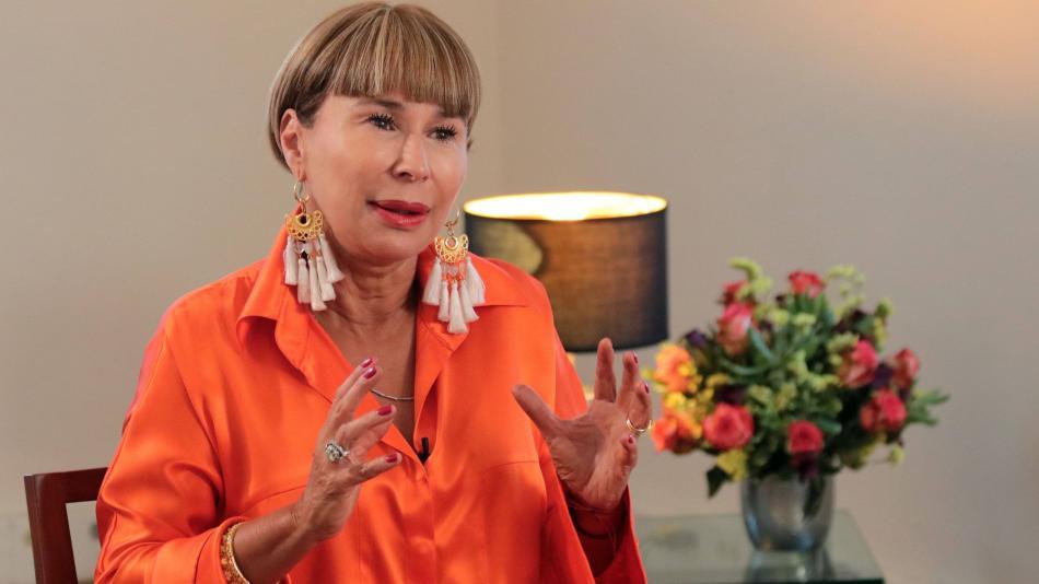 Alicia Arango, ministra del Interior, defiende su nombramiento de ...