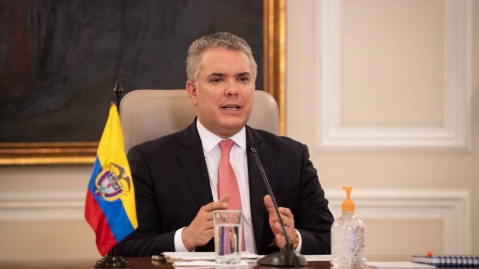 Piden suspender programa diario del presidente Iván Duque - Gobierno -  Política - ELTIEMPO.COM