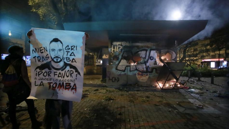 Javier Ordóñez | ¿Quiénes son los muertos durante protestas en Bogotá? -  Bogotá - ELTIEMPO.COM