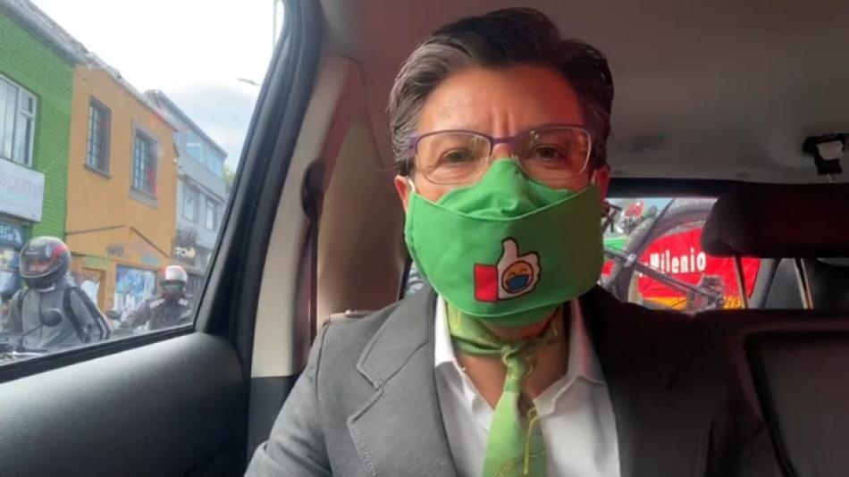 No habrá toque de queda en Bogotá, pero habrá prevención