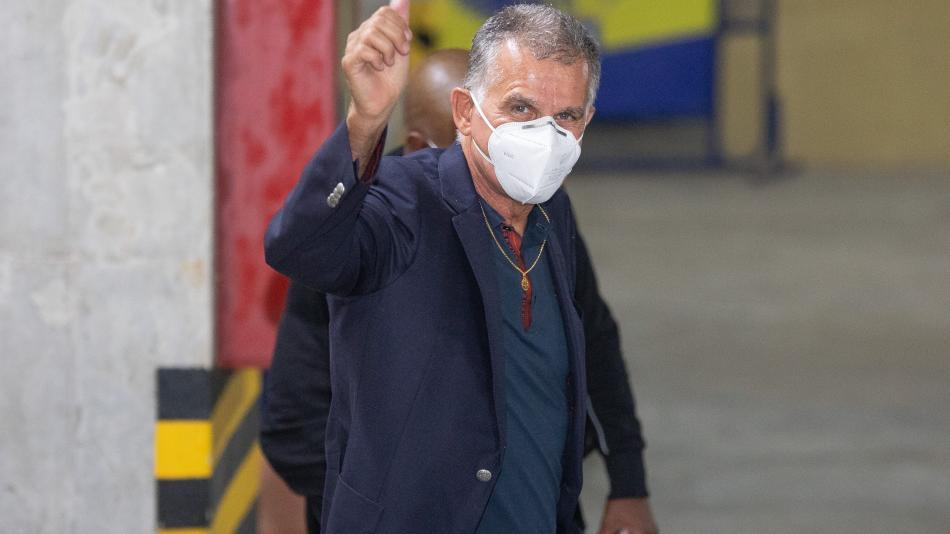 ¿No oyó a Queiroz? Acá está todo lo que dijo el DT de Colombia