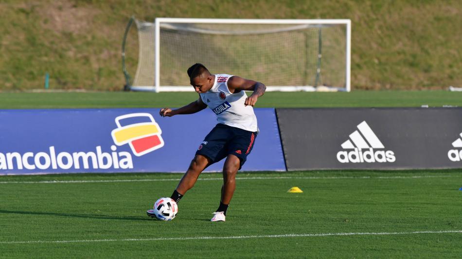 Siga la rueda de prensa de los jugadores de la Selección Colombia