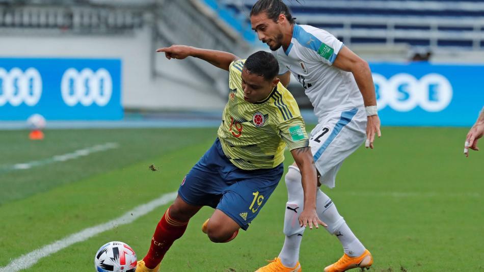 Sin puntos y sin figura: uno por uno de la pálida Selección Colombia