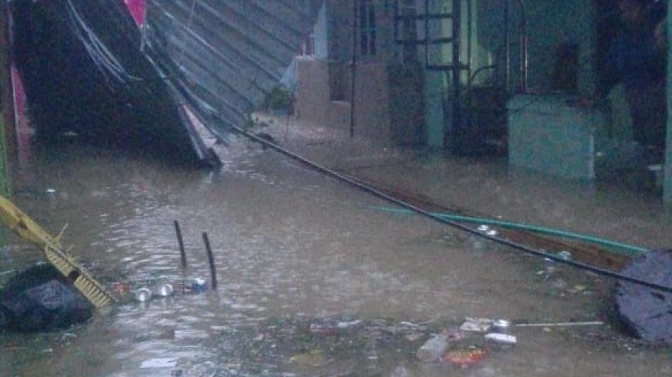 Los duros testimonios por el paso del huracán Iota en San Andrés