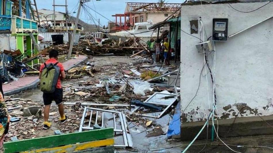 San Andrés y Providencia: así quedó el archipiélago tras el paso del  huracán - Otras Ciudades - Colombia - ELTIEMPO.COM