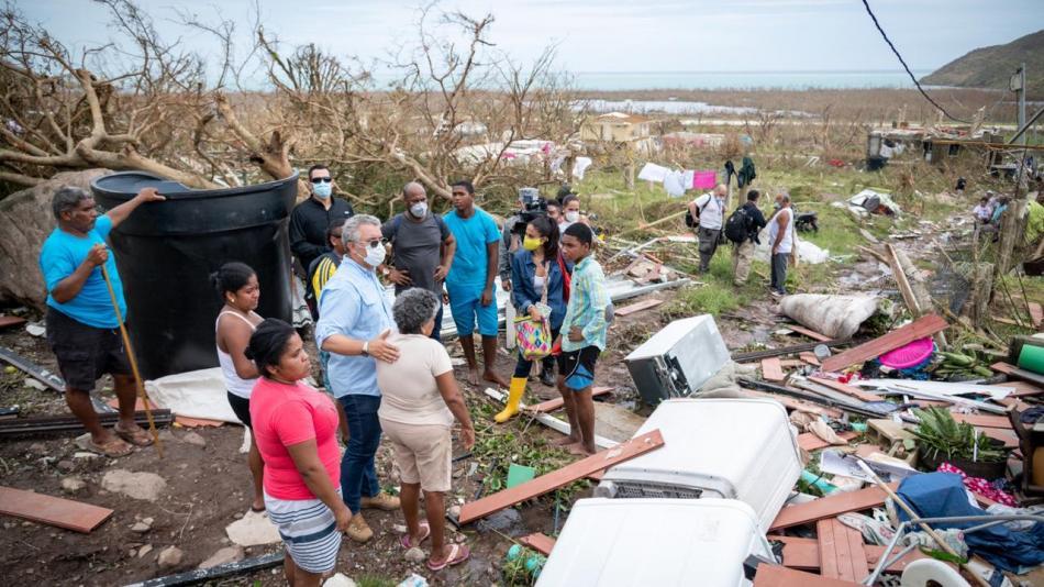 San Andrés y Providencia viven la peor tragedia de su historia