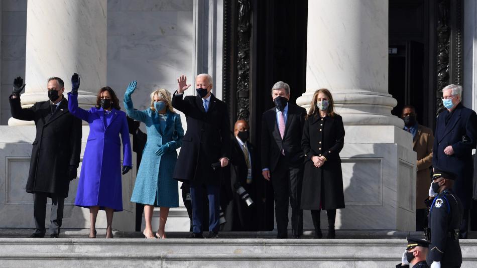 Joe Biden toma posesión como presidente de Estados Unidos   Transmisión  online en vivo y en directo - EEUU y Canadá - Internacional - ELTIEMPO.COM