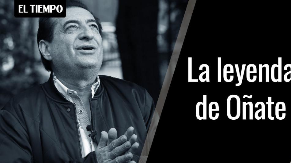 Esta sería la causa de la muerte del cantante Jorge Oñate