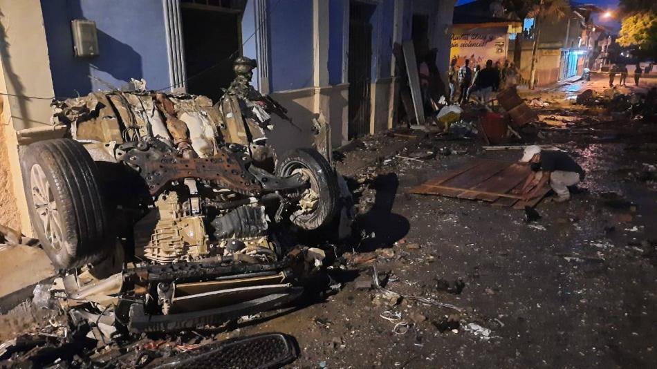 Carro bomba en Corinto, Cauca: ¿Quiénes están detrás del atentado? - Cali - Colombia - ELTIEMPO.COM