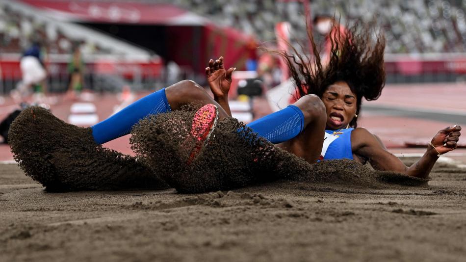 Caterine Ibargüen, a la final del salto triple, Juegos Olímpicos de Tokio -  Ciclo Olímpico - Deportes - ELTIEMPO.COM